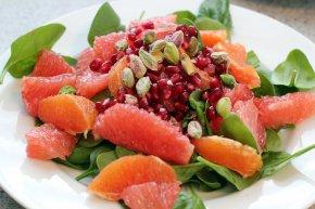 Sallad Foto: Janellie s på Flickr Tips 4: Ät en hälsosam lunch.