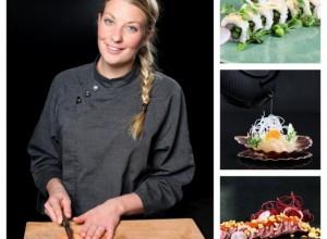 Kocken Frida Ronge och erbjudanden på restaurang VRA, öppnades den 5:e september på Clarion Post Hotel i Göteborg.