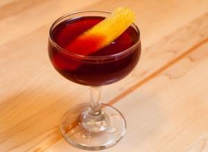 Foto: Kelly Neal Denna Negroni är gjord på gin, smaksatt med honung.