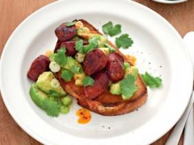 Foto: Phaidon Press Denna smakrika toast är det perfekta botemedlet för morgonen efter en kväll på stan.