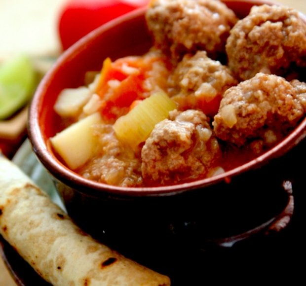 Mexican Meatball Soup Recipes — Dishmaps