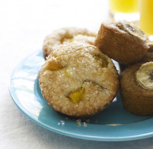 mango muffins recept