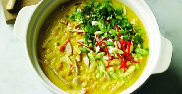 mulligatawny soppa recept