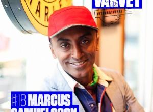 Varvet International - 18 - Marcus Samuelsson